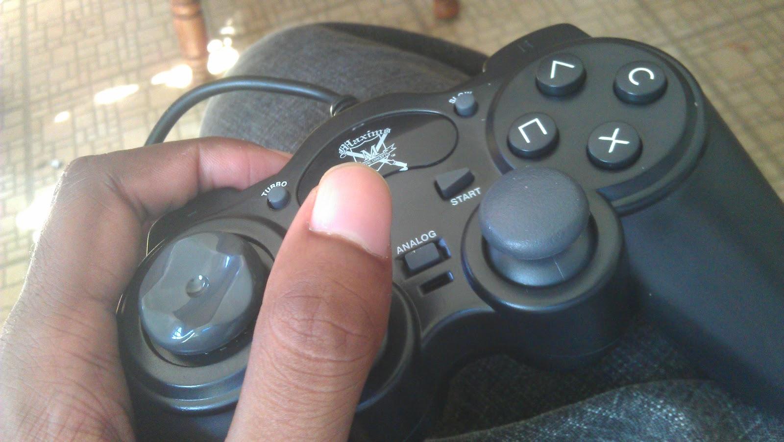 MAXIMO Aero Shock PS2 ...