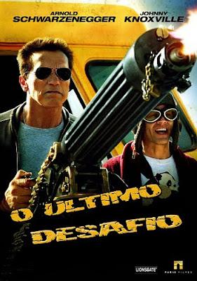 Filme Poster O Último Desafio HDTS XviD Dual Audio & RMVB Dublado