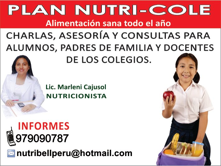 PLAN NUTRI-COLE