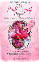 VICKI`s BEAUTIFUL PROJECT OF CARING FOR BREAST CANCER PATIENTS!