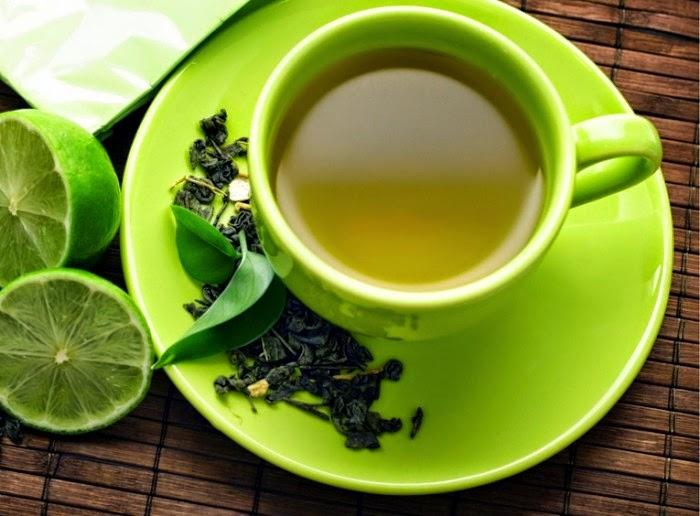 зеленый чай похудение