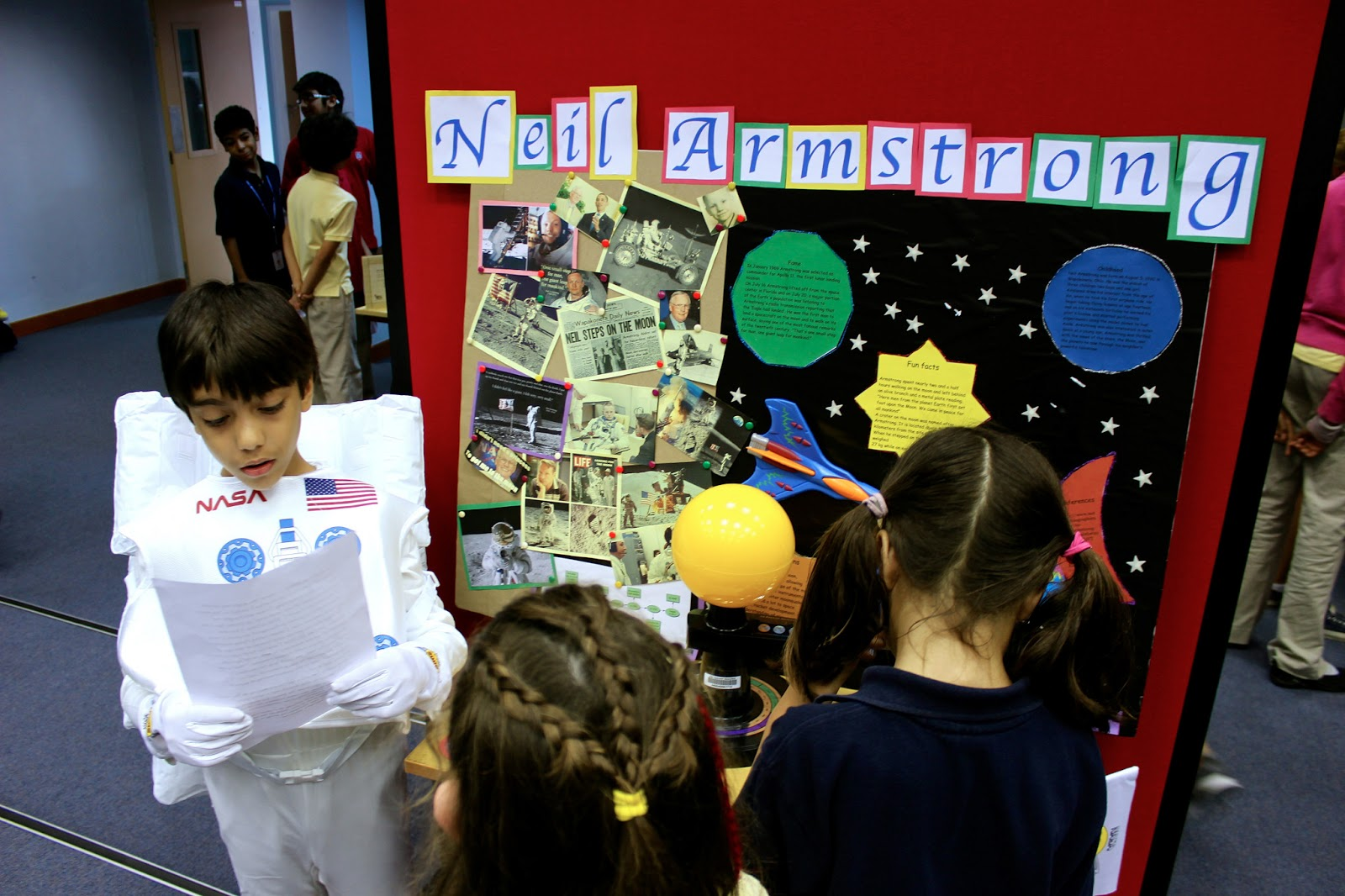 wax museum neil armstrong - photo #19