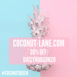 20% Off Coconut Lane