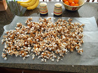 Young's Caramel Corn Recipe: How to make the best, most delicious, and wildly addictive caramel corn snack ever!