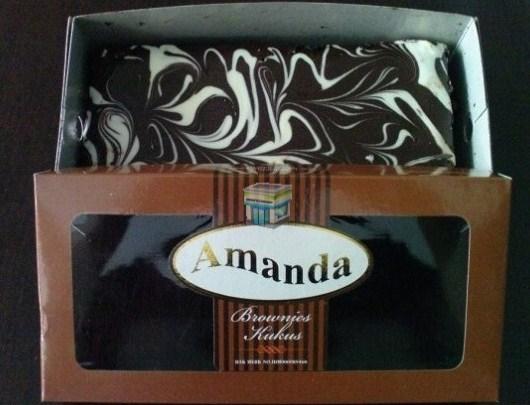 Manisnya Sukses Bisnis Rumahan Brownies Kukus Amanda