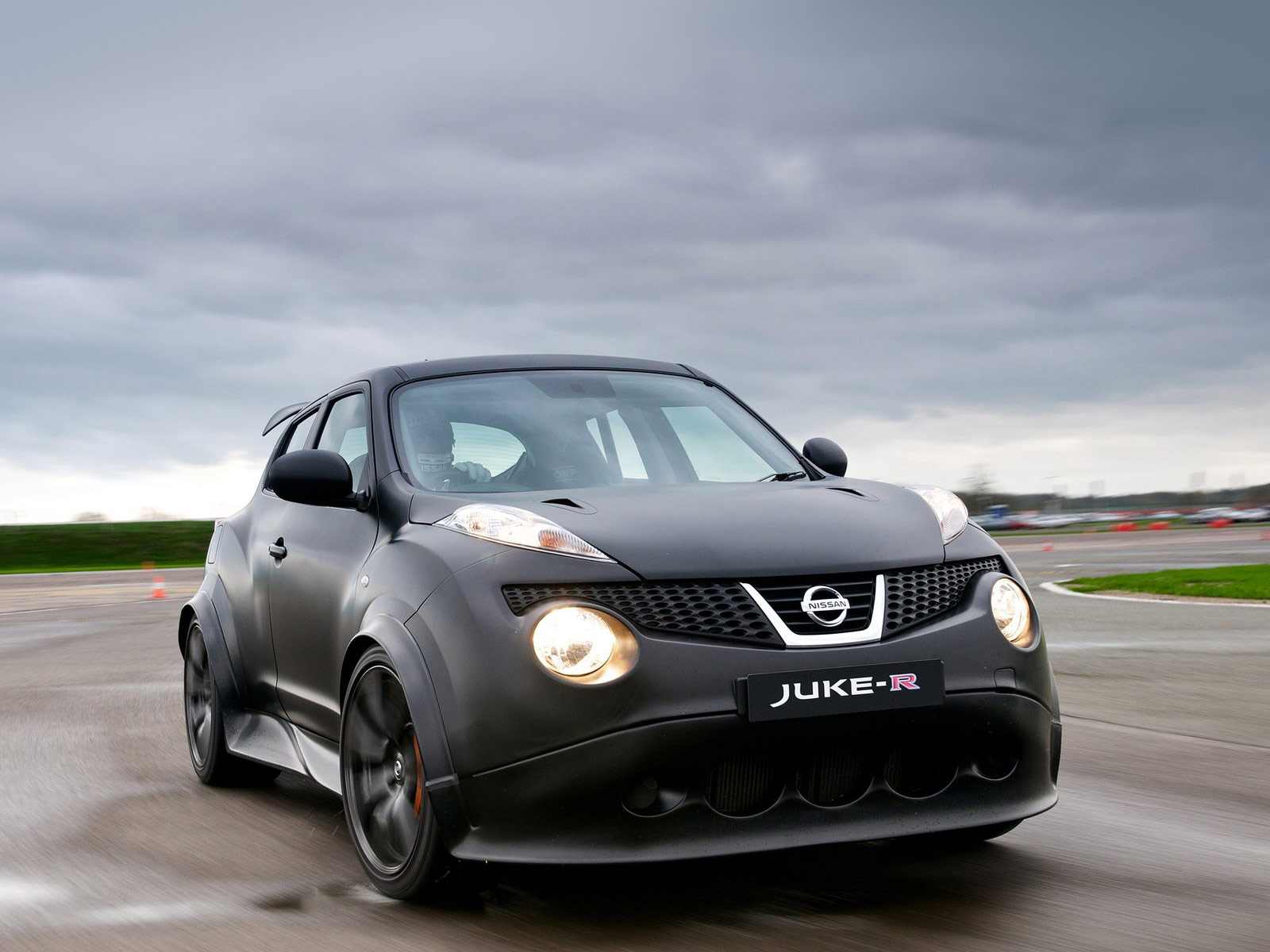 2011 Nissan Juke R Concept Japanese Car Photos