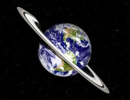 Bumi dengan cincin