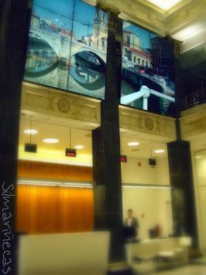 Oficina de turismo de Bilbao en el edificio Teminus