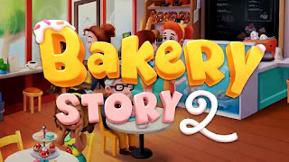 Screenshots of the Bakery story 2 for Android tablet, phone.