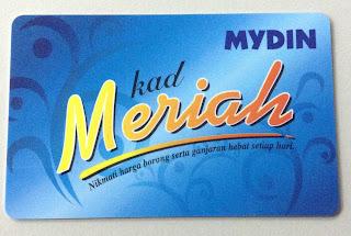 Misi Kumpul BIG Points dengan Shopping di MYDIN.