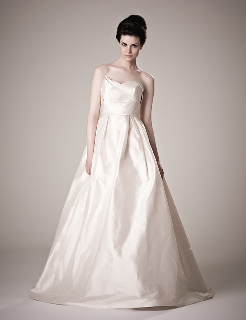 Magdalena Gmy 2013 Spring Bridal Collection