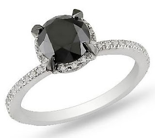 Important Tips To Know Before Buying Black Diamond Engagement Rings
