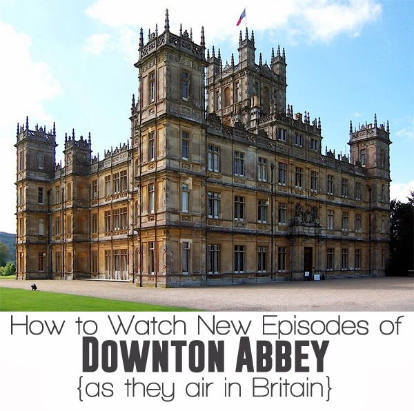 How to watch Downton Abbey episodes NOW! This is awesome, now I don't have to wait months to see what happens! www.entirelyevent... #downtonabbey