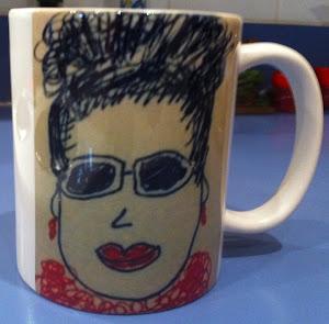 Wanda mug