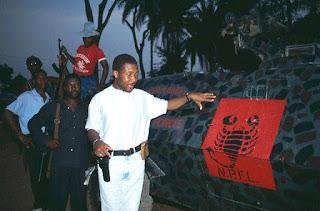 Liberia Civil War NPFL