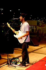 Ruan Patrick(Vocal e Guitarra).