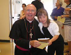 Chloe Meets Harrisburg Bishop McFadden