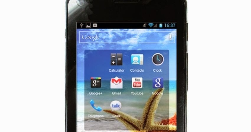 Harga HP Advan Vandroid S4H GAIA Mini