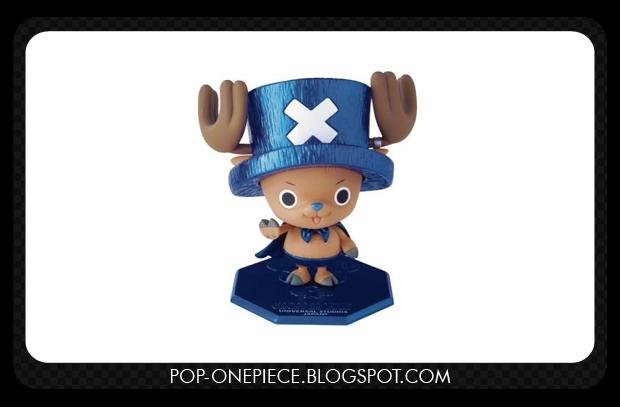 Chopperman Universal Blue Ver. - P.O.P Neo EX