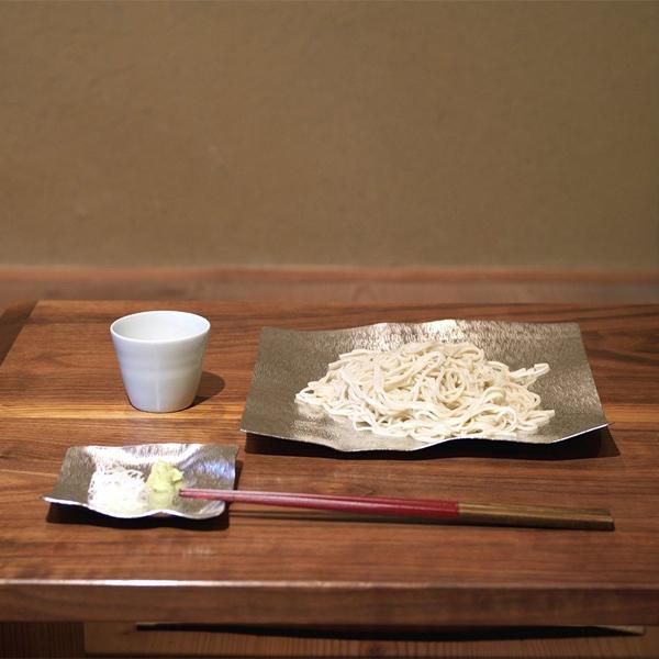 シマタニ昇龍工房 syouryu/ショウリュウ 曲がるお皿 すずがみ