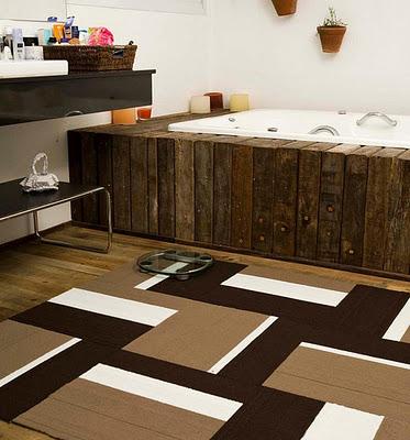 Modernas alfombras de lujo para el hogar en el 2012 - Alfombras de salon modernas ...