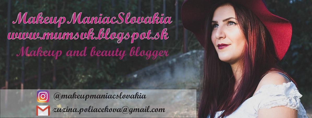 Makeup Maniac Slovakia