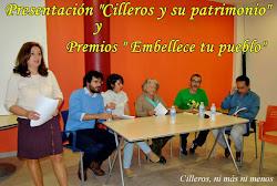 """PRESENTACIÓN """"CILLEROS Y SU PATRIMONIO"""""""