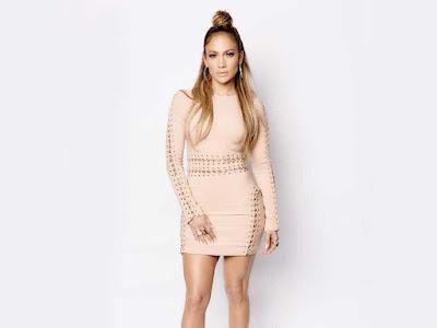 Jennifer Lopez New Style Wallpaper