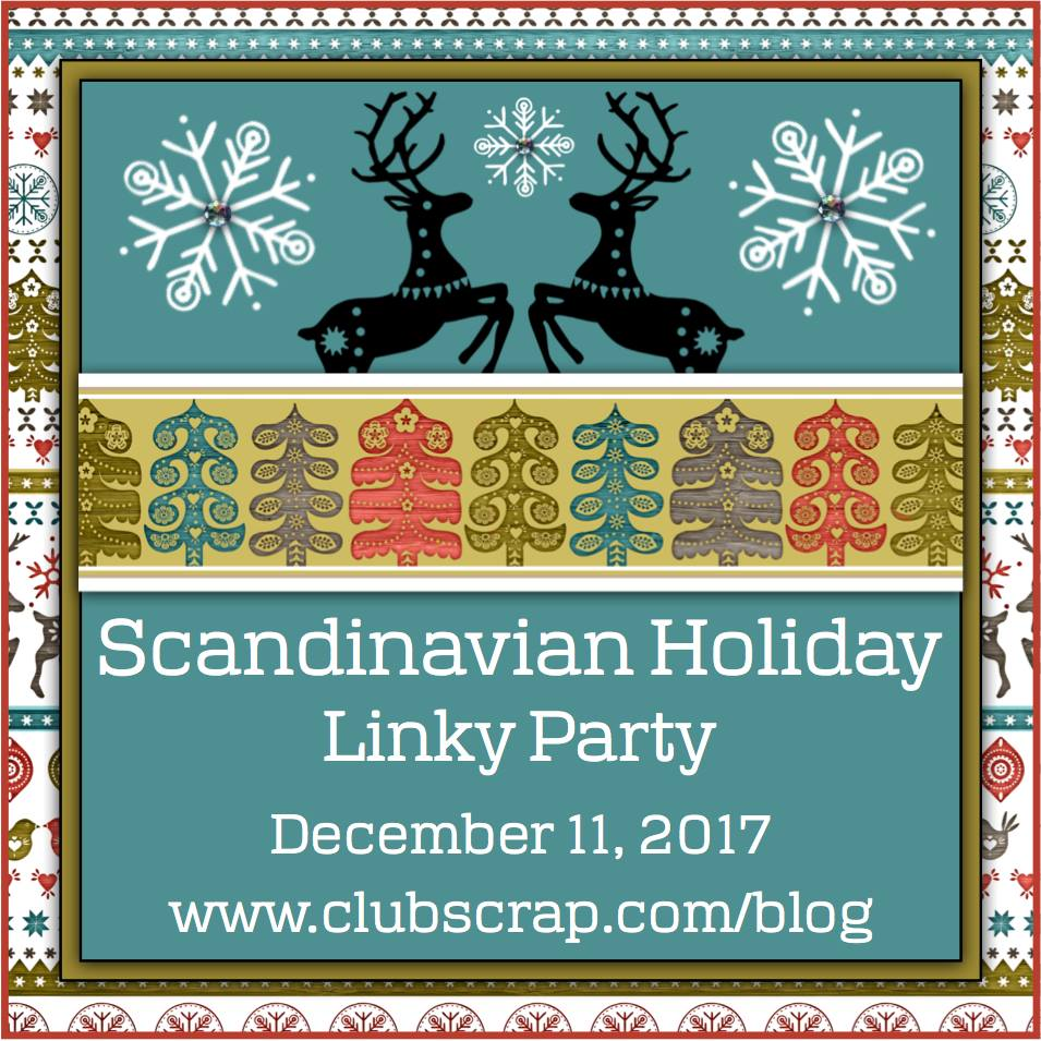 Club Scrap Holiday Bloghop