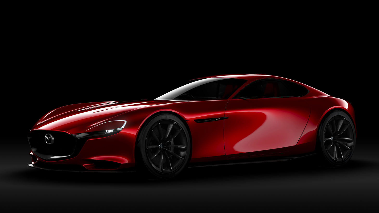 New Mazda RX-Vision Concept Looks Into The Rotary's Future ...