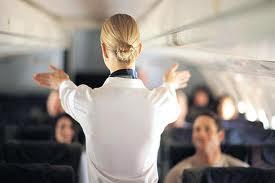 Way to go Flight Attendant