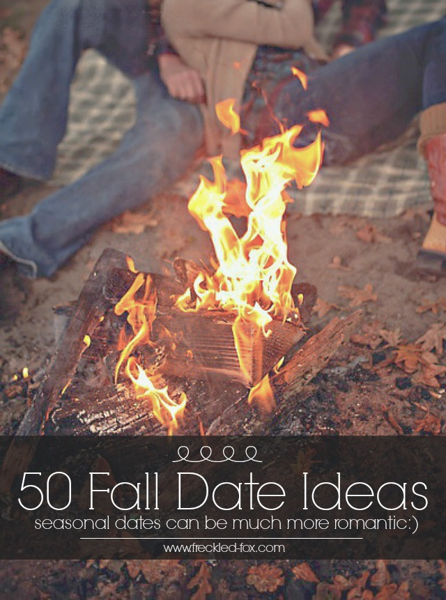 of favorite dates and dates we would love to go on someday enjoy