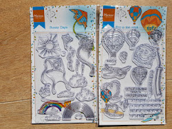 Marianne Design challenge 206
