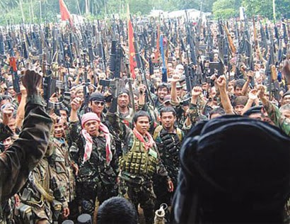 Gerilyawan Bangsamoro Islamic Freedom Fighters (BIFF) Memberontak