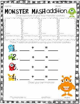 http://www.teachersnotebook.com/product/Simplysprout/monster-mash-addition