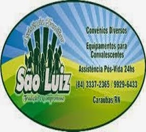 Assistência Familiar São Luiz - Caraúbas/RN