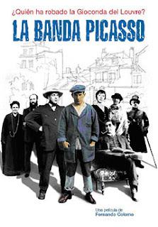 Ver La banda Picasso Online Gratis (2012)