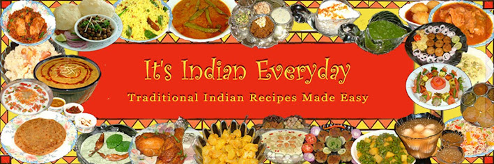 It's Indian Everyday