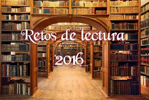 Participa en los retos de lectura 2016 de Los Mil Libros