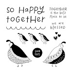 CTMH's April Stamp of the Month - Flock Together (S1704)