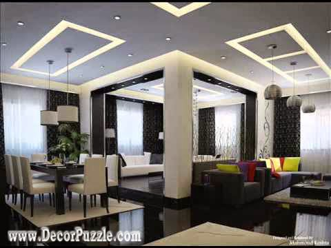 New plaster of paris ceiling designs pop designs 2018 Design and ideas for modern homes living