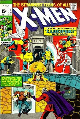X-Men #71, Lucifer