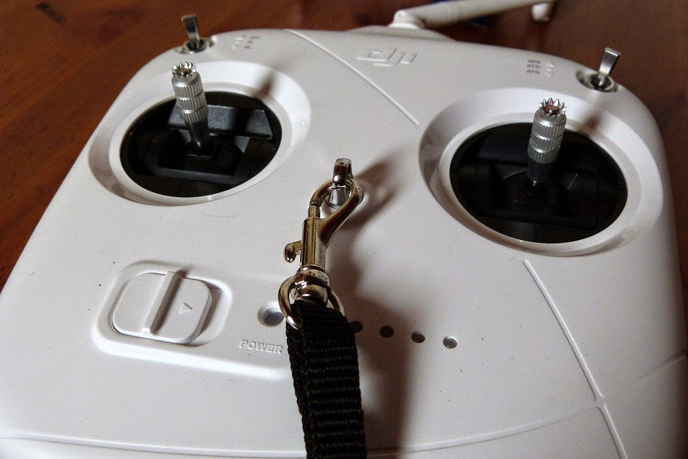 DJI Phantom 2 transmitter