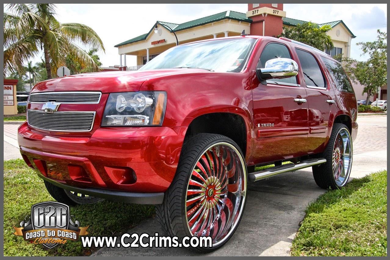 C2c Rims Club 32 Vehicles On 32s