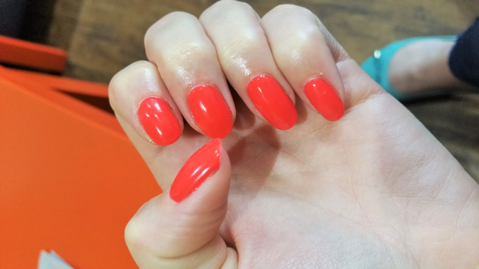 The No Chip Manicure at Hepburns Nail Lounge, Dundee | The Beautiful ...