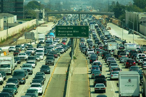 Traffic Study Shows Los Angeles' Infamous 405 Freeway Isn't That ...