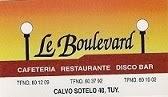 Cafetería Le Boulevard
