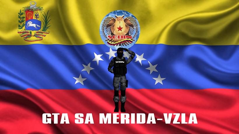GTA SA Mérida-Vzla
