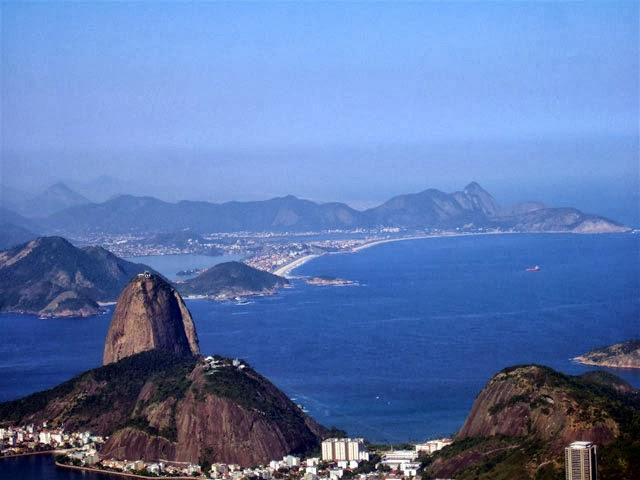 Rio tour uma dica de passeio rápido e divertido pela cidade maravilhosa
