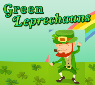 Green Leprechauns or Akari or Light Up